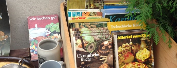 Bibliotheca-Culinaria is one of Food & Fun - Berlin.