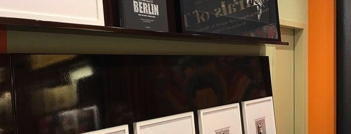 TASCHEN store Hamburg is one of #myhints4Hamburg.