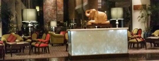 Century Park Hotel is one of Mevlüt🎬〽⌚🌇🚘💯✔ : понравившиеся места.