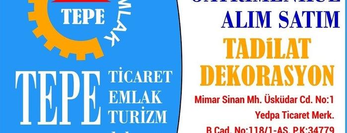 Ataşehir Belediyesi is one of Lieux qui ont plu à Mevlüt🎬〽⌚🌇🚘💯✔.