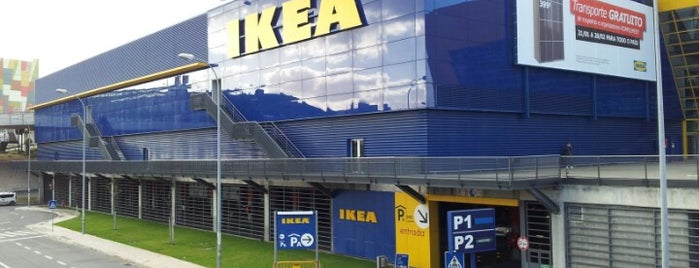 IKEA Alfragide is one of Locais curtidos por Ricardo.