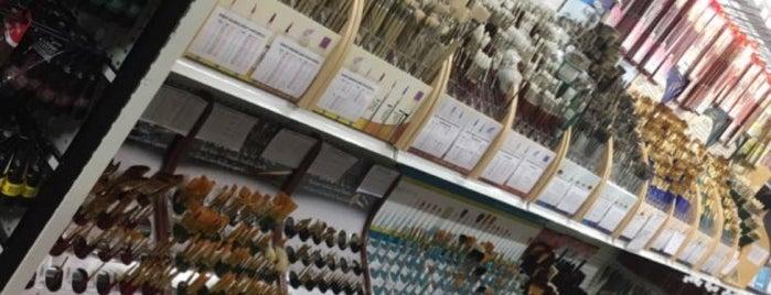 id art Supply & Custom Framing is one of @MisterHirschさんのお気に入りスポット.