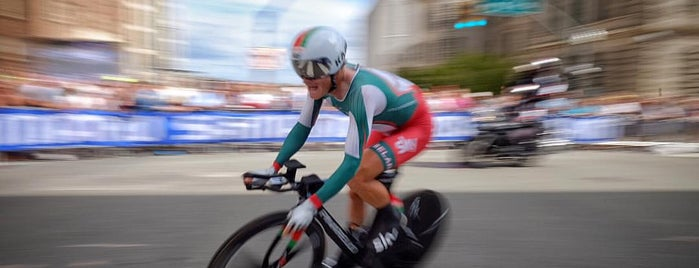 UCI Road World Championships Finish Line is one of Summer : понравившиеся места.
