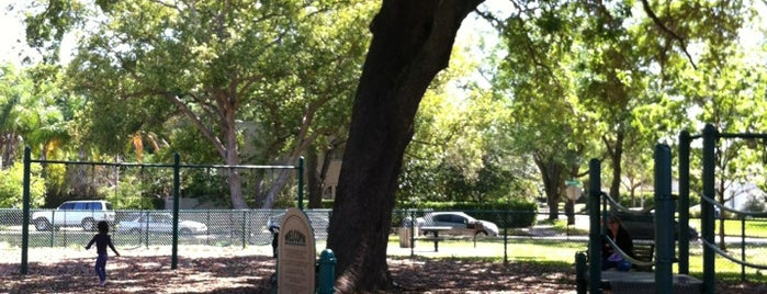 Delaney Park is one of Orlando City Badge - The City Beautiful.
