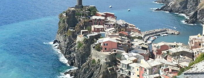 Vernazza is one of Cool Places to Visit.