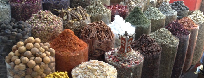 Spice Souk is one of The Dog's Bollocks' Dubai.