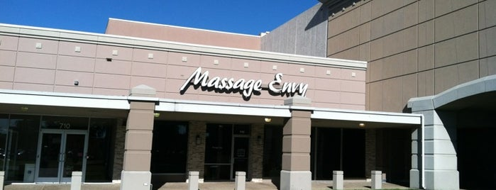 Massage Envy - North Central Austin is one of Chris 님이 좋아한 장소.