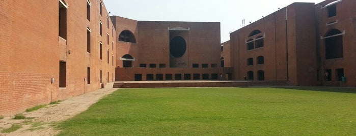 IIM Ahmedabad is one of Architecture.