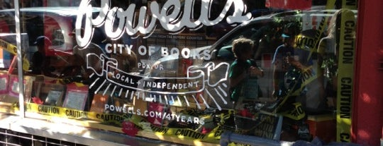 Powell's Books on Hawthorne is one of Portland Daters' Choice Award Winners.