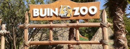 Buin Zoo is one of Lieux qui ont plu à Christian.