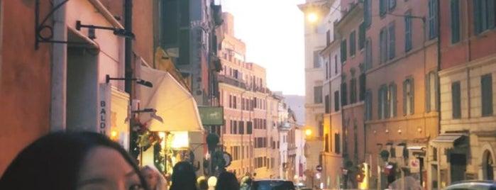 Idea Hotel Rome Z3 is one of Lieux qui ont plu à Nihat.