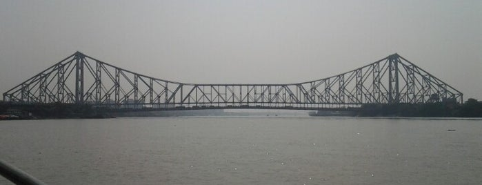 Howrah Bridge is one of Incredible India.
