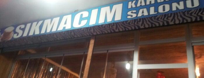 Sıkmacım is one of Gezdim.