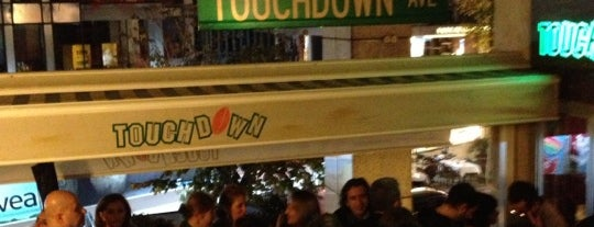 Touchdown is one of Oo Nights!!.
