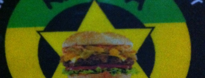 Rasta Burger is one of Thiagoさんのお気に入りスポット.