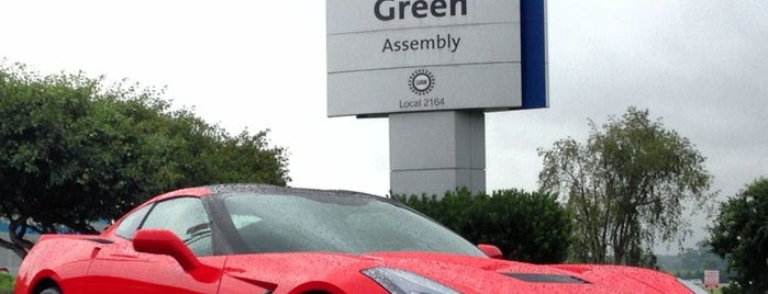 GM Bowling Green Assembly is one of Bucket List for Gearheads.