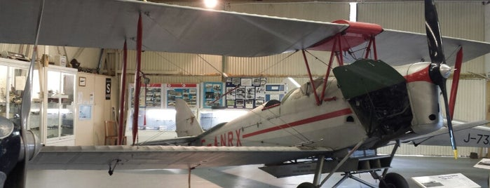 De Havilland Mosquito Museum is one of Aviation.