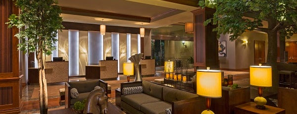 The Westin Houston Downtown is one of Lieux qui ont plu à Oscar.