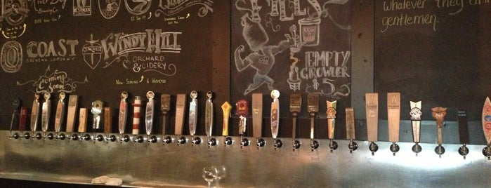 Homegrown Brewhouse is one of Charleston.