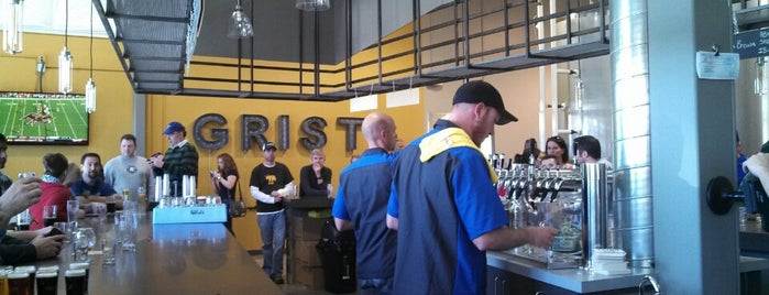 Grist Brewing Company is one of Craft Brewing Guide: Denver Colorado.