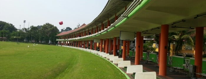 Senayan Golf Driving Range is one of Jakarta.