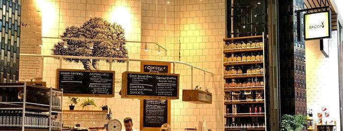 Ergon Deli + Cafe is one of لندن.