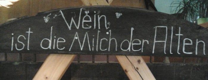 Rotenberger Weingärtle is one of Adam'ın Kaydettiği Mekanlar.