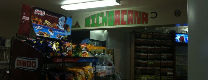 La Michoacana is one of charlottesville.