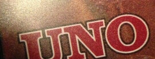 Uno Pizzeria & Grill is one of Jason : понравившиеся места.