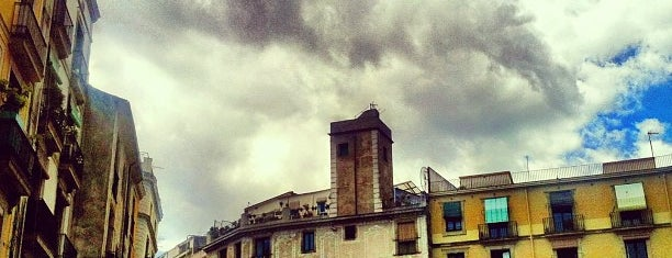 Plaça de George Orwell is one of Barcelona.