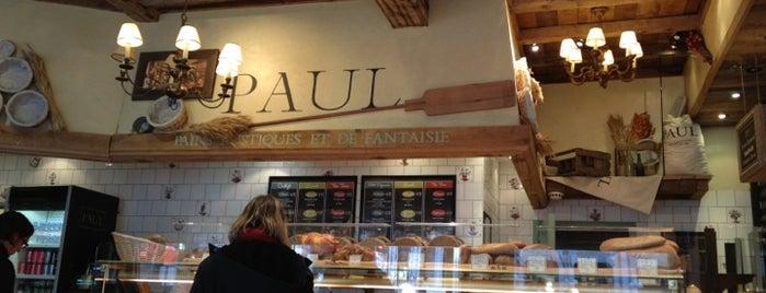 Paul is one of Lieux qui ont plu à Can.