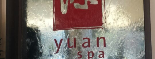 Yuan Spa is one of We.