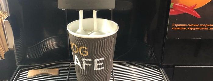 WOG CAFE is one of Lieux qui ont plu à Илья.