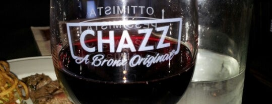 Chazz: A Bronx Original is one of Summer Stroll Venues.