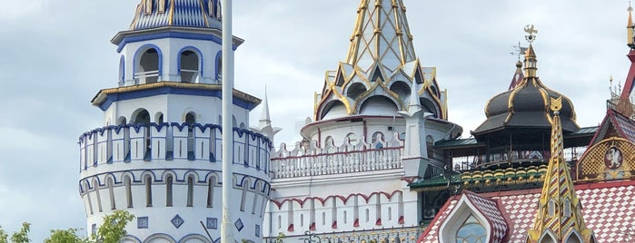 Измайловский кремль is one of Orte, die Vlad gefallen.