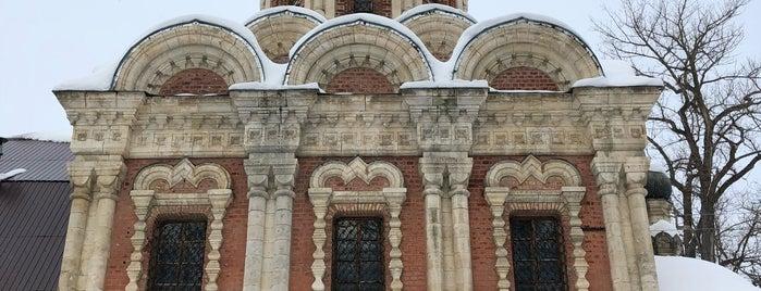 Храм Святой Мученицы Царицы АЛЕКСАНДРЫ is one of Orte, die Vlad gefallen.