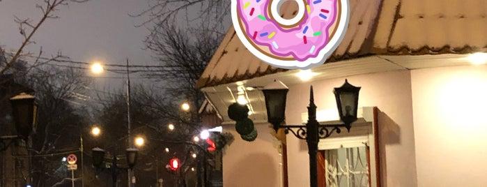 Пончики is one of Lugares favoritos de Vlad.