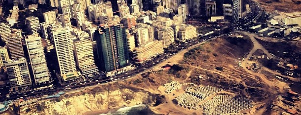 Raouche Corniche is one of Beirut - Top places.