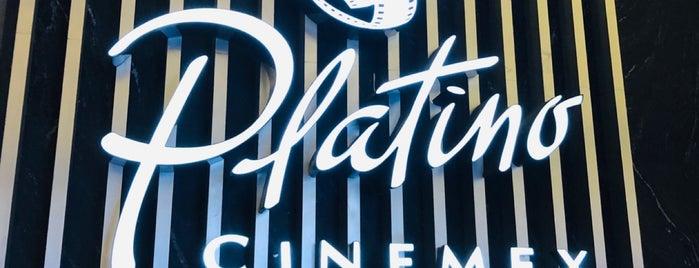 Cinemex Platino is one of Lieux qui ont plu à Jorge.