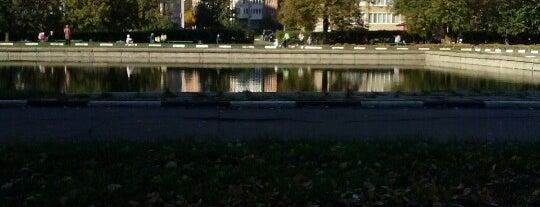 Площадь Академика Вишневского is one of Locais curtidos por Ivan.