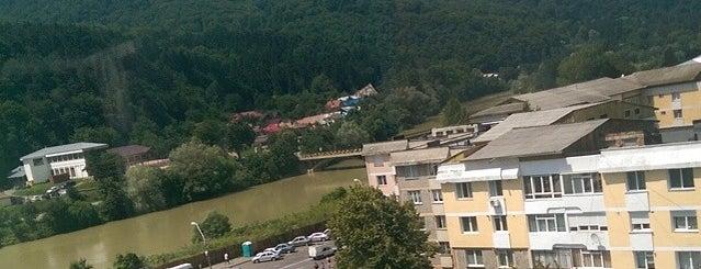 Piatra Neamț is one of Romania 2014.