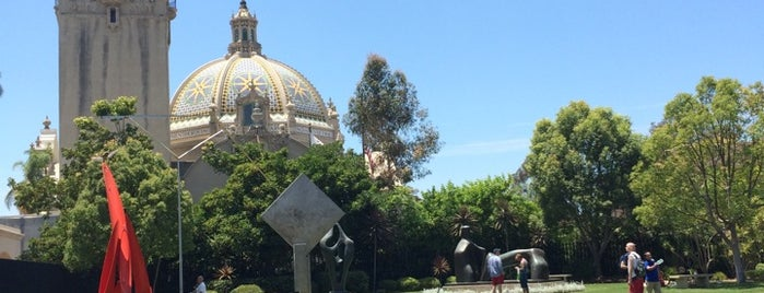 Balboa Park Sculpture Garden is one of Peterさんのお気に入りスポット.