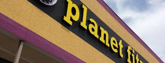 Planet Fitness is one of Tempat yang Disukai Shani.