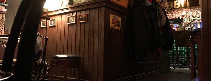Dead Rabbit Pub is one of Все пабы Москвы.