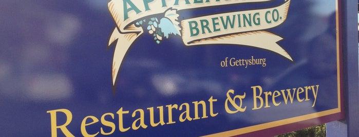 Appalachian Brewing Company is one of สถานที่ที่ Bart ถูกใจ.