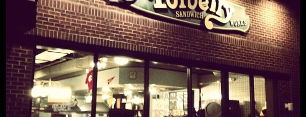 Potbelly Sandwich Shop is one of food,drink and more.