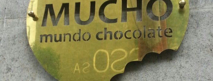 MUCHO Museo del Chocolate is one of Ocio.