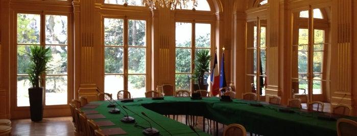 Ministère du Travail, de l'Emploi, de la Formation Professionnelle et du Dialogue Social is one of Lieux qui ont plu à Jules.