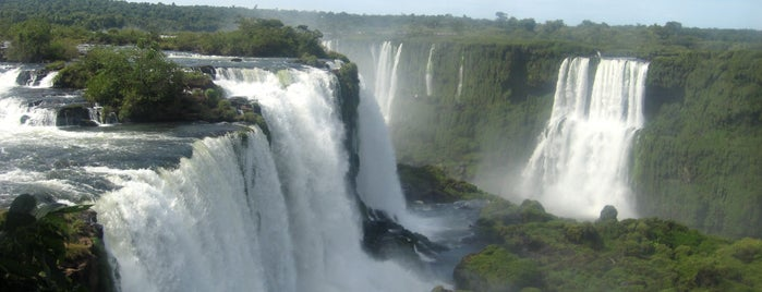 Parque Nacional Iguazú (Argentina) is one of World Heritage Sites List.