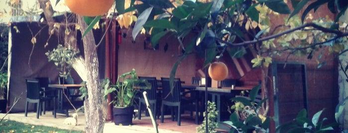 Saklı Bahçe Cafe&Kahvaltı is one of Mekanlarim.